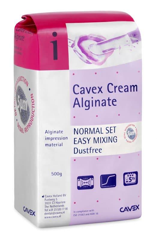 Cavex Cream Normal Set